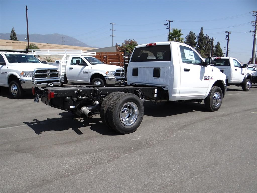 2018 Ram 3500 Regular Cab DRW 4x2,  Cab Chassis #R1805T - photo 2