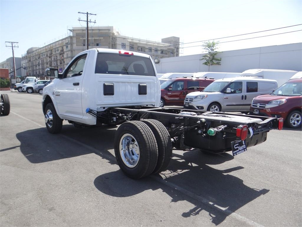 2018 Ram 3500 Regular Cab DRW 4x2,  Cab Chassis #R1805T - photo 5