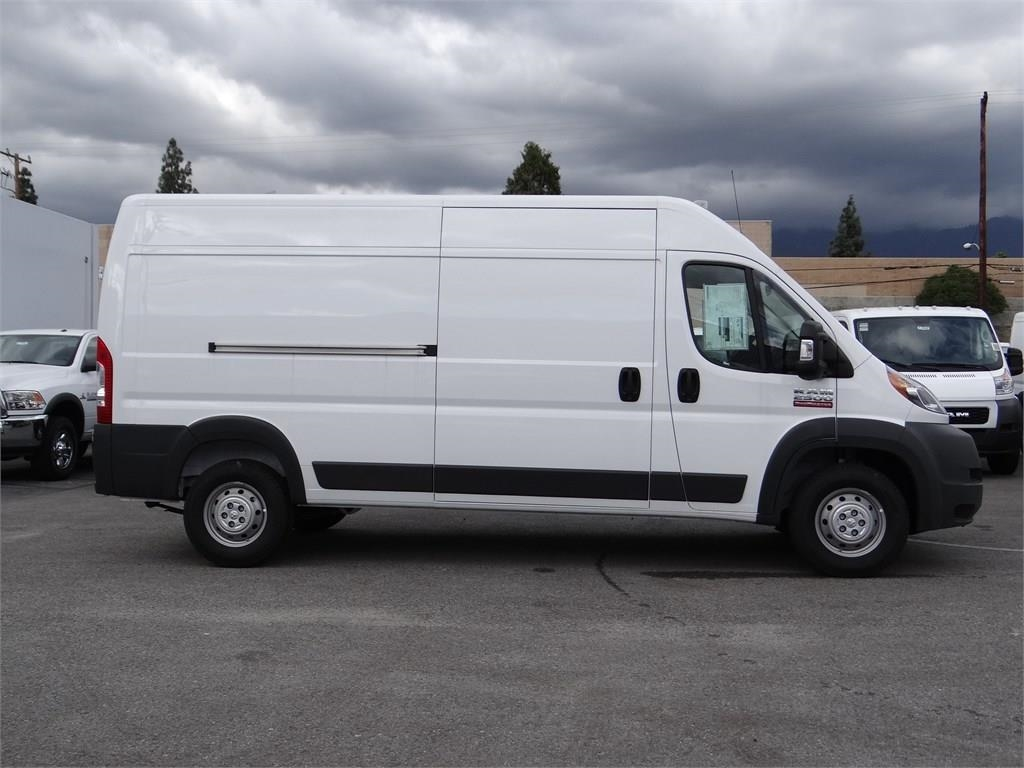 2018 ProMaster 2500 High Roof FWD,  Empty Cargo Van #R1813T - photo 3