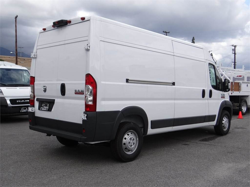 2018 ProMaster 2500 High Roof FWD,  Empty Cargo Van #R1813T - photo 4