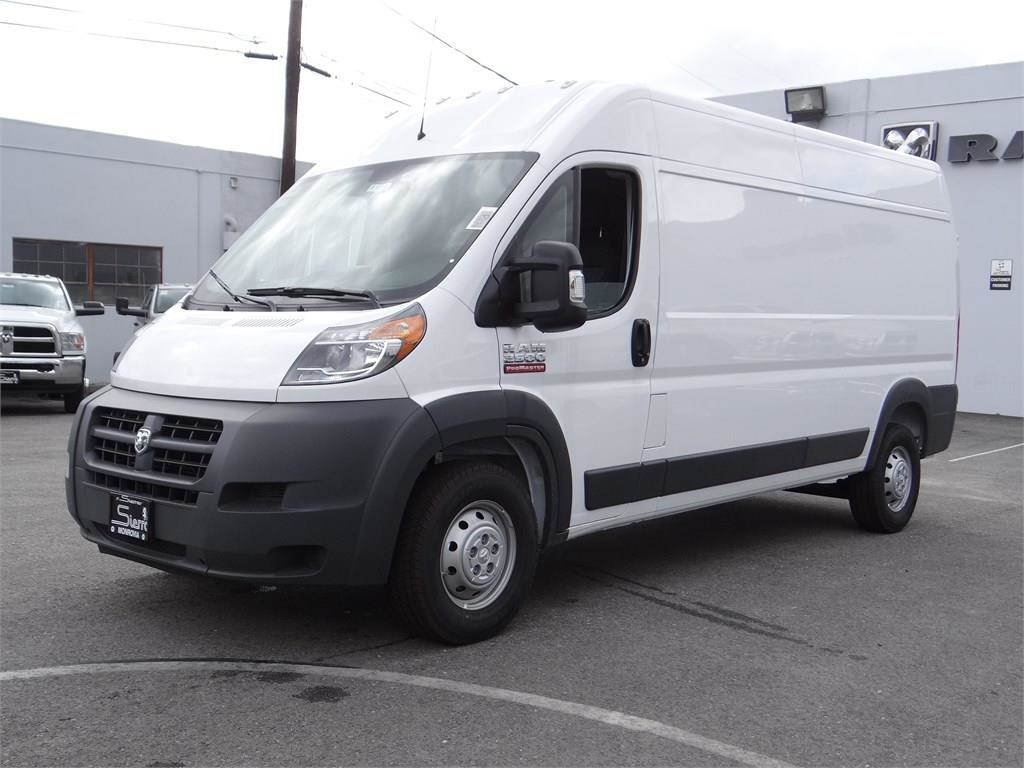 2018 ProMaster 2500 High Roof FWD,  Empty Cargo Van #R1813T - photo 8