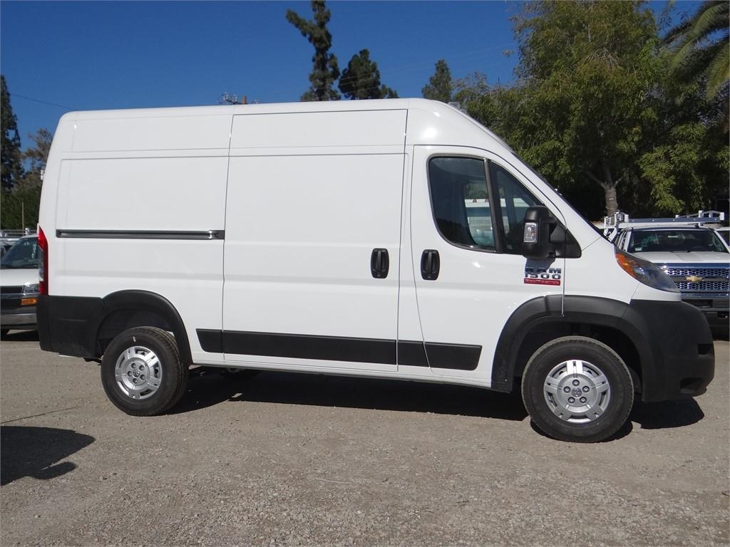 2019 ProMaster 1500 High Roof FWD,  Empty Cargo Van #R1817T - photo 3