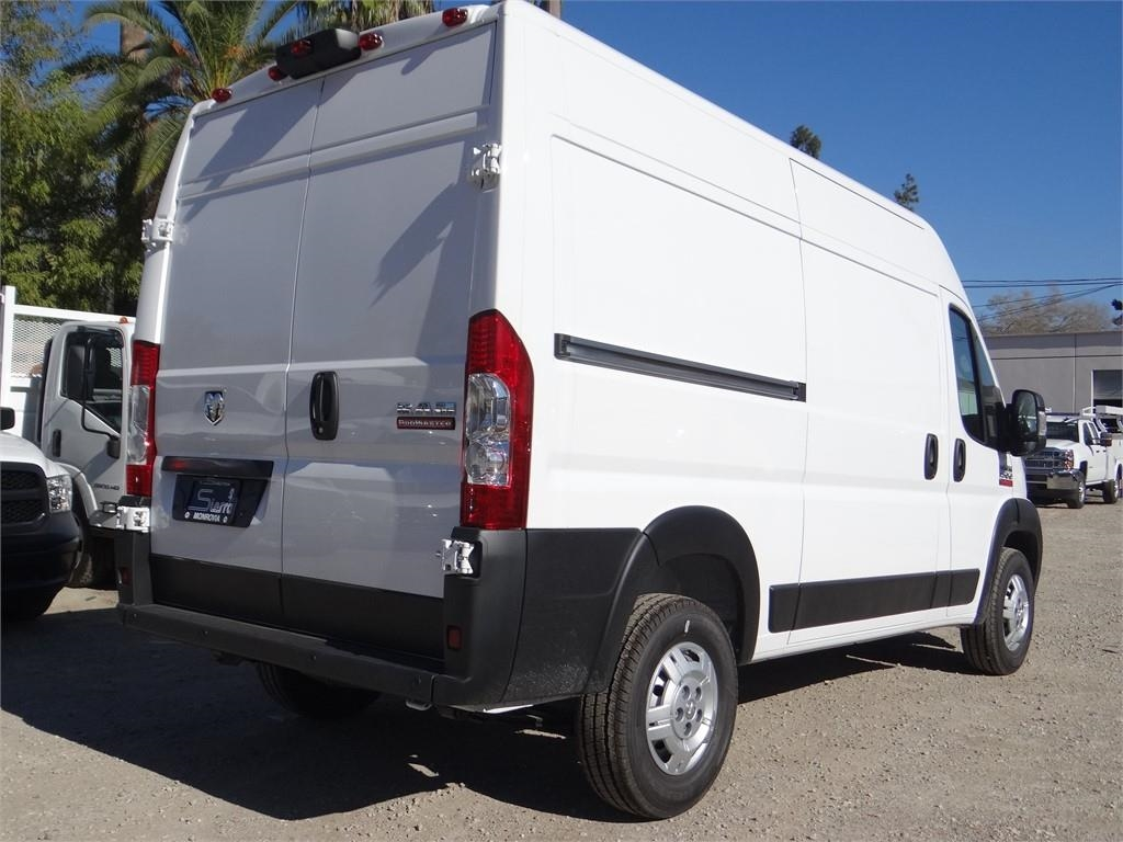 2019 ProMaster 1500 High Roof FWD,  Empty Cargo Van #R1817T - photo 4