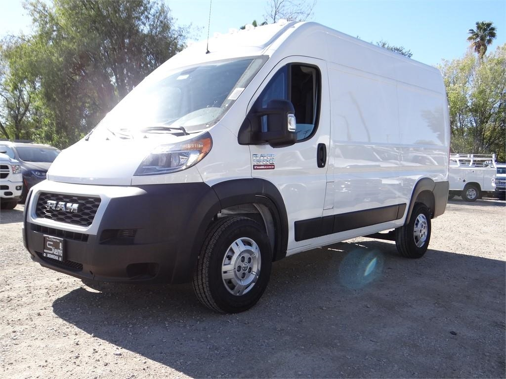 2019 ProMaster 1500 High Roof FWD,  Empty Cargo Van #R1817T - photo 8