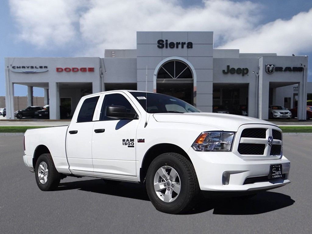 2019 Ram 1500 Quad Cab 4x2,  Pickup #R1825T - photo 1