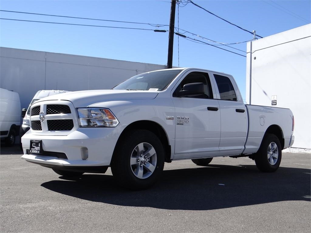 2019 Ram 1500 Quad Cab 4x2,  Pickup #R1825T - photo 7
