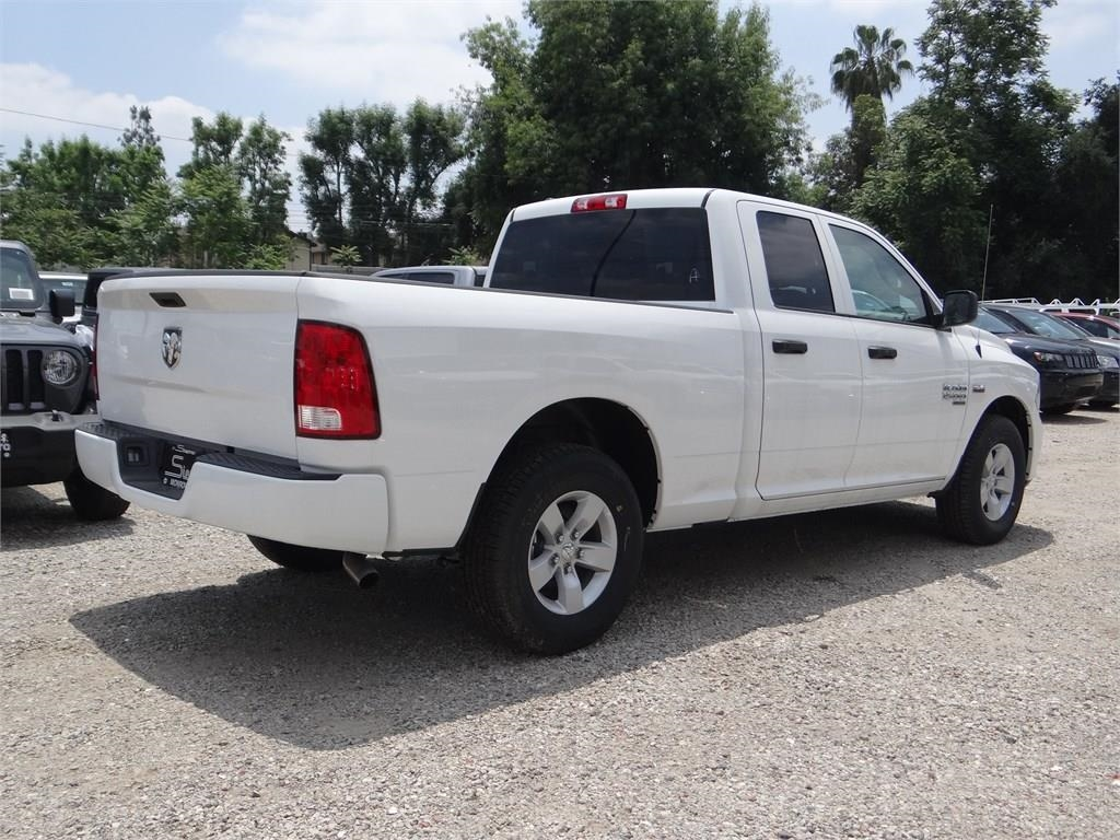 2019 Ram 1500 Quad Cab 4x2,  Pickup #R1827T - photo 2