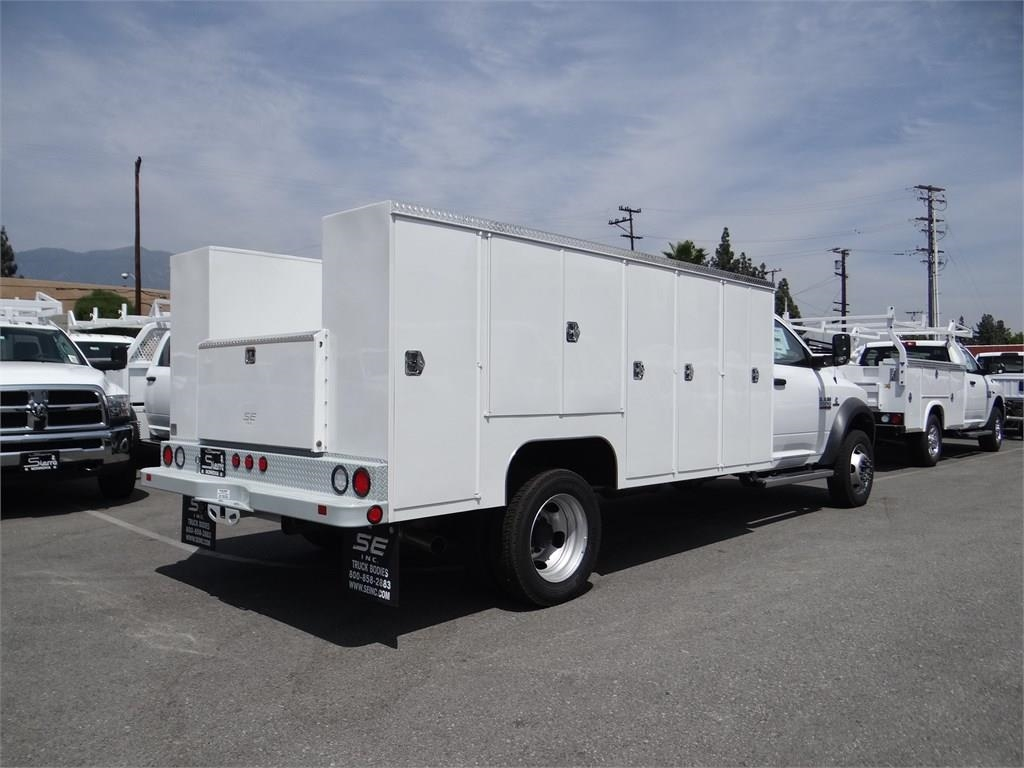 2018 Ram 5500 Regular Cab DRW 4x2,  Scelzi Service Body #R1828 - photo 2