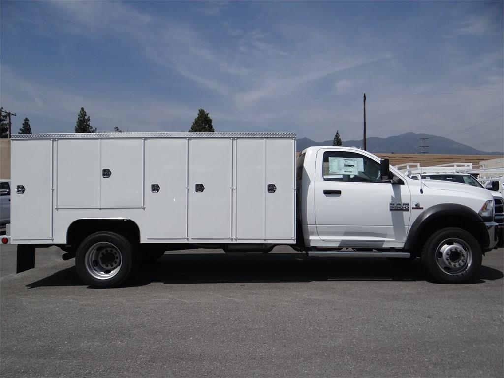 2018 Ram 5500 Regular Cab DRW 4x2,  Scelzi Service Body #R1829T - photo 3