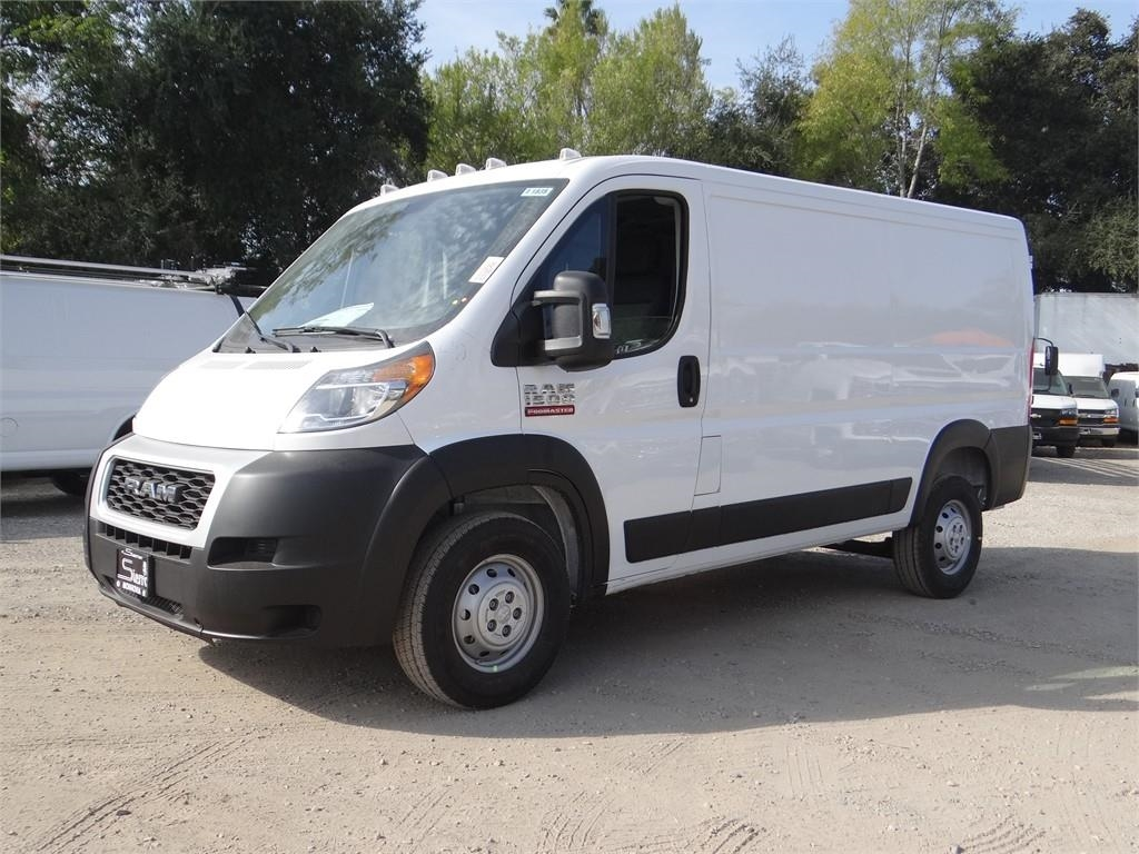 2019 ProMaster 1500 Standard Roof FWD,  Empty Cargo Van #R1835T - photo 6
