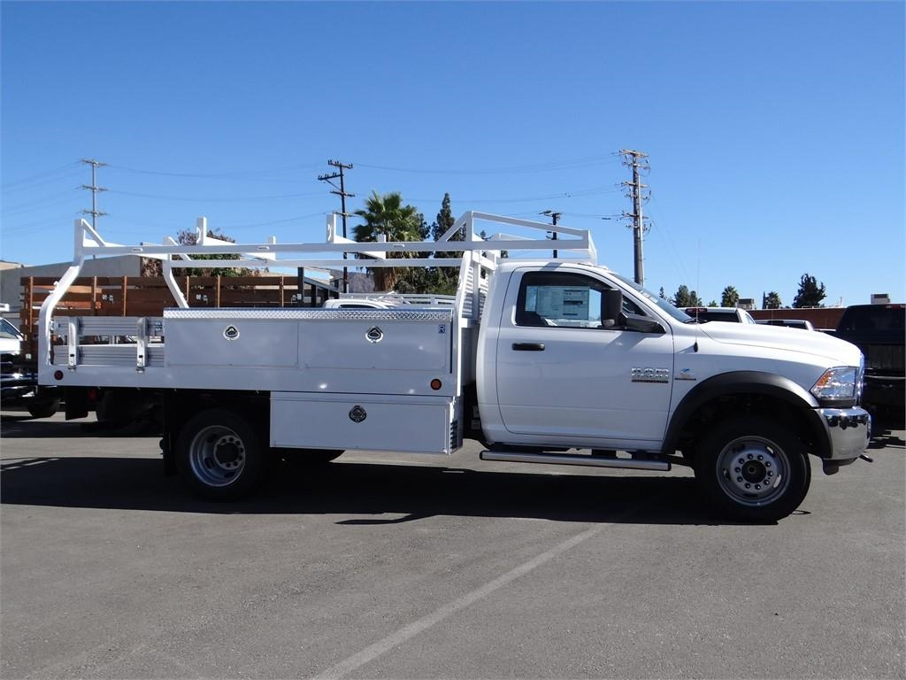 2018 Ram 5500 Regular Cab DRW 4x2,  Royal Contractor Body #R1845T - photo 3