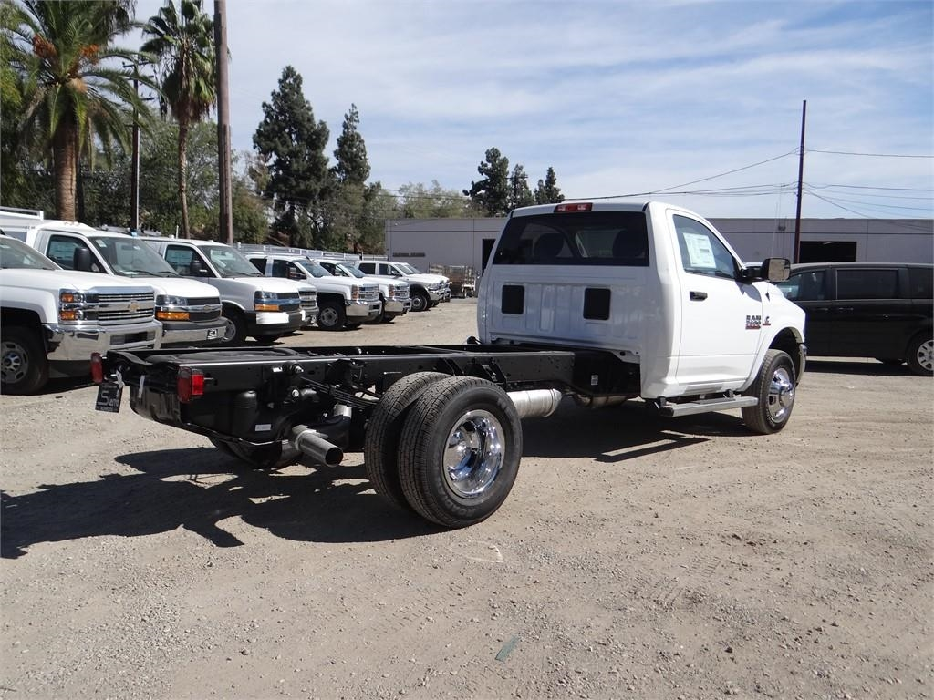 2018 Ram 3500 Regular Cab DRW 4x2,  Cab Chassis #R1846T - photo 2