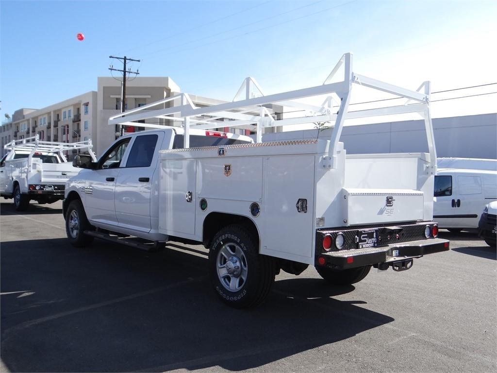 2018 Ram 3500 Crew Cab 4x2,  Scelzi Service Body #R1857T - photo 5