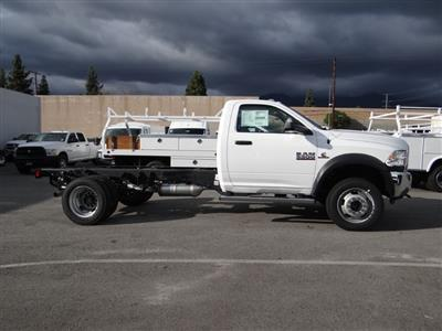 2018 Ram 4500 Regular Cab DRW 4x2,  Cab Chassis #R1865T - photo 3