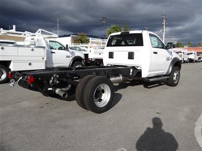 2018 Ram 4500 Regular Cab DRW 4x2,  Cab Chassis #R1865T - photo 2