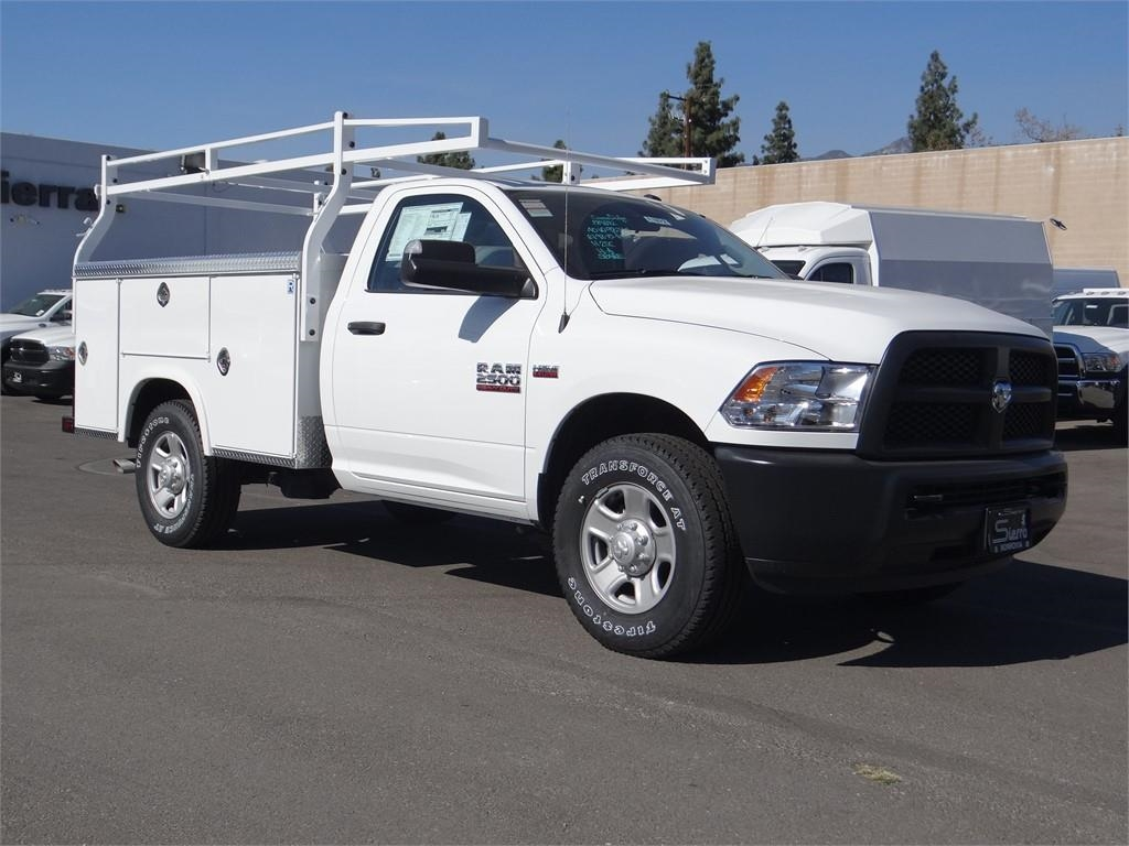 2018 Ram 2500 Regular Cab 4x2,  Cab Chassis #R1872T - photo 3