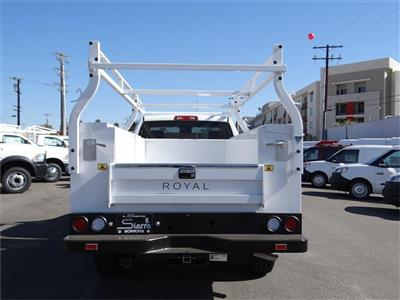 2018 Ram 2500 Regular Cab 4x2,  Royal Service Body #R1872T - photo 4