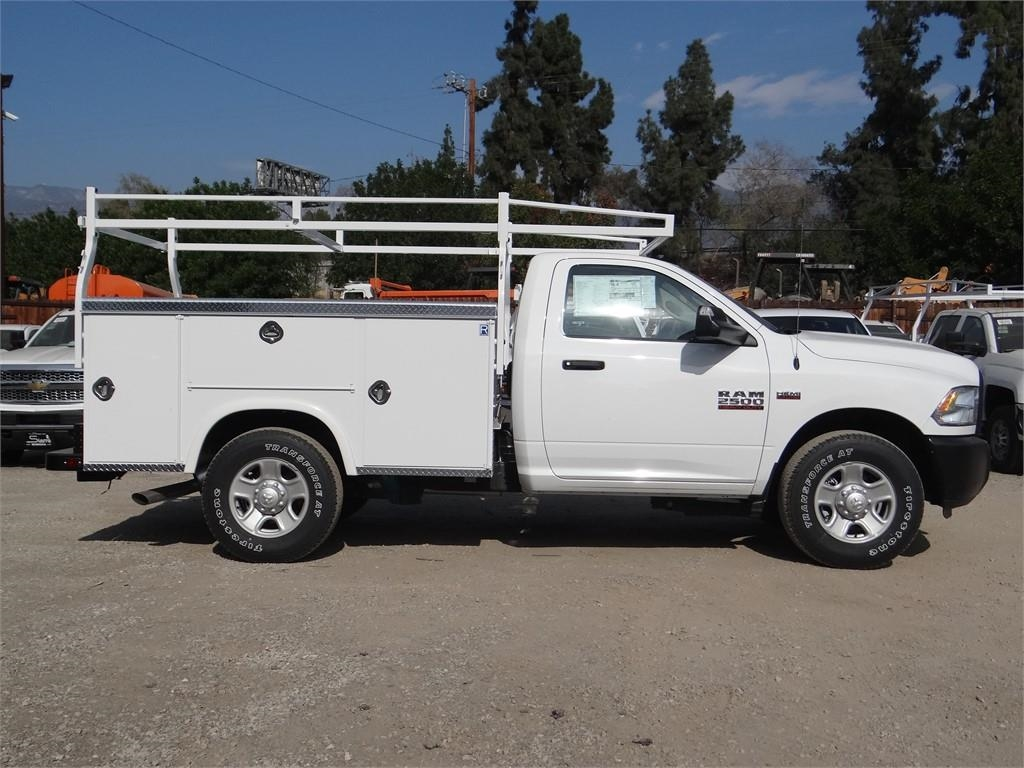 2018 Ram 2500 Regular Cab 4x2,  Royal Service Body #R1873T - photo 3