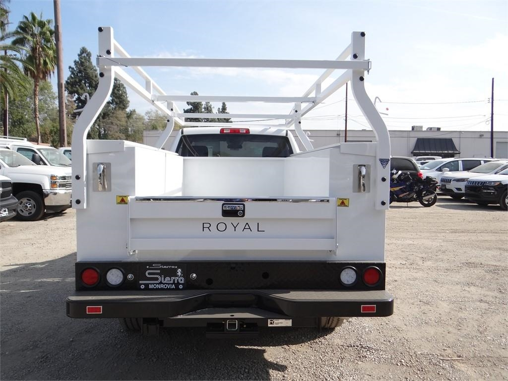 2018 Ram 2500 Regular Cab 4x2,  Royal Service Body #R1873T - photo 4