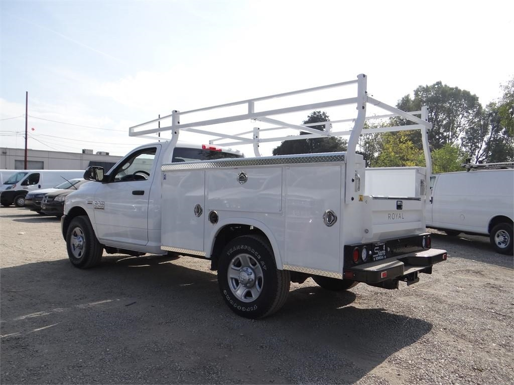 2018 Ram 2500 Regular Cab 4x2,  Royal Service Body #R1873T - photo 5