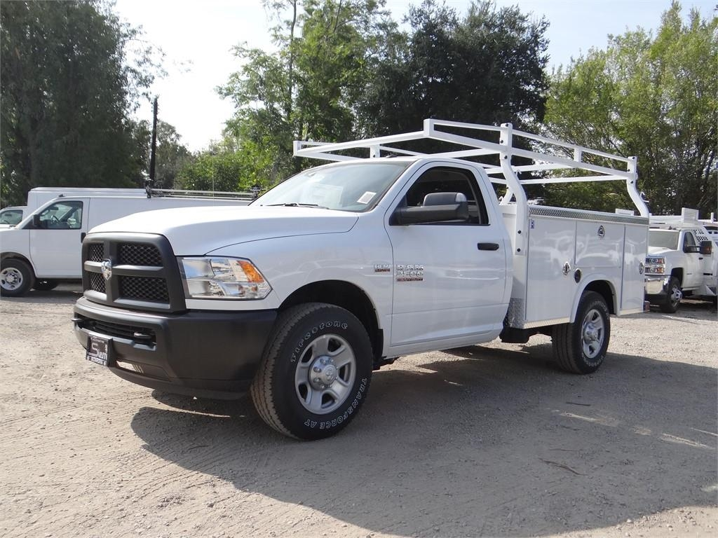 2018 Ram 2500 Regular Cab 4x2,  Royal Service Body #R1873T - photo 6