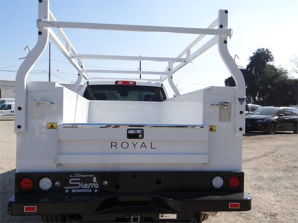 2018 Ram 2500 Regular Cab 4x2,  Royal Service Body #R1883T - photo 4