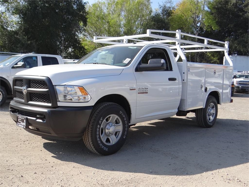 2018 Ram 2500 Regular Cab 4x2,  Royal Service Body #R1883T - photo 7