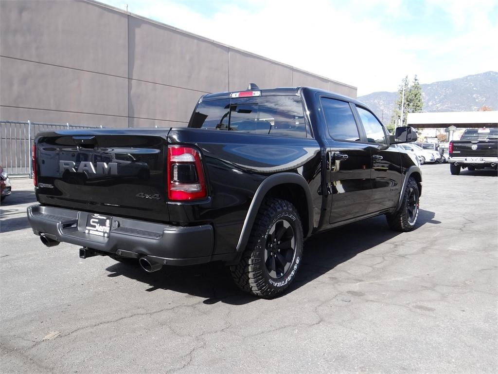 2019 Ram 1500 Crew Cab 4x4,  Pickup #R1886 - photo 3