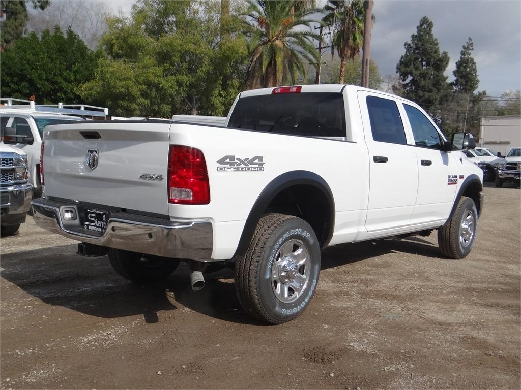 2018 Ram 2500 Crew Cab 4x4,  Pickup #R1889T - photo 2