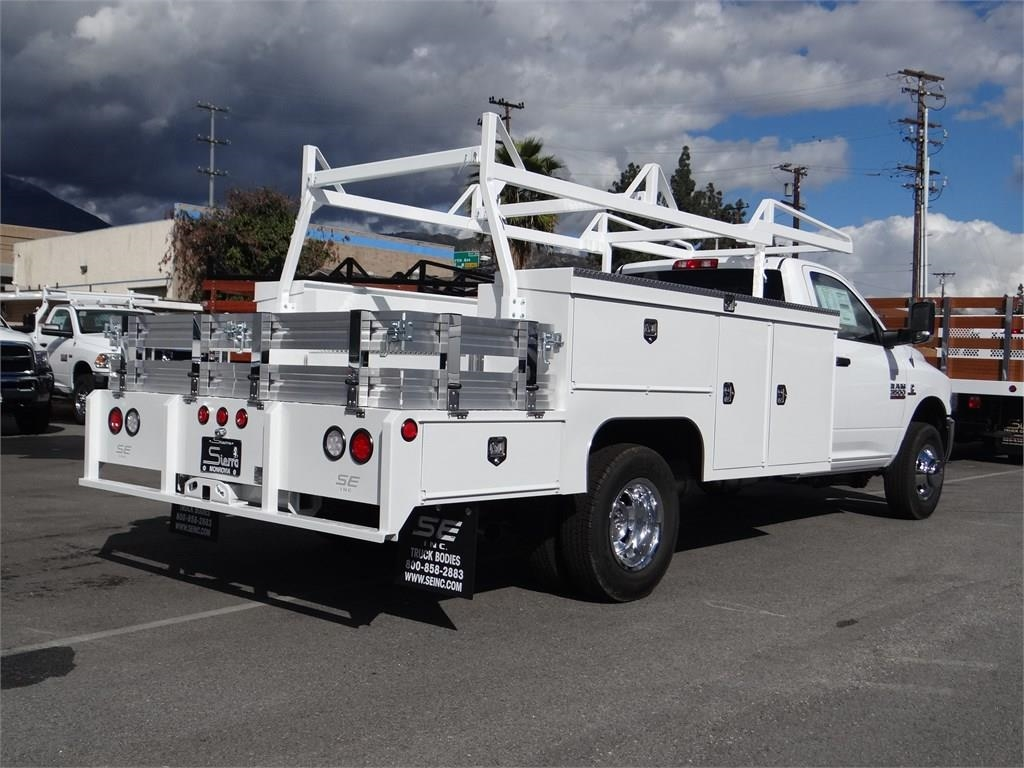 2018 Ram 3500 Regular Cab DRW 4x2,  Scelzi Combo Body #R1893T - photo 2