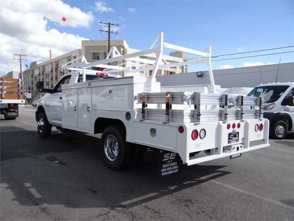 2018 Ram 3500 Regular Cab DRW 4x2,  Scelzi Combo Body #R1893T - photo 5