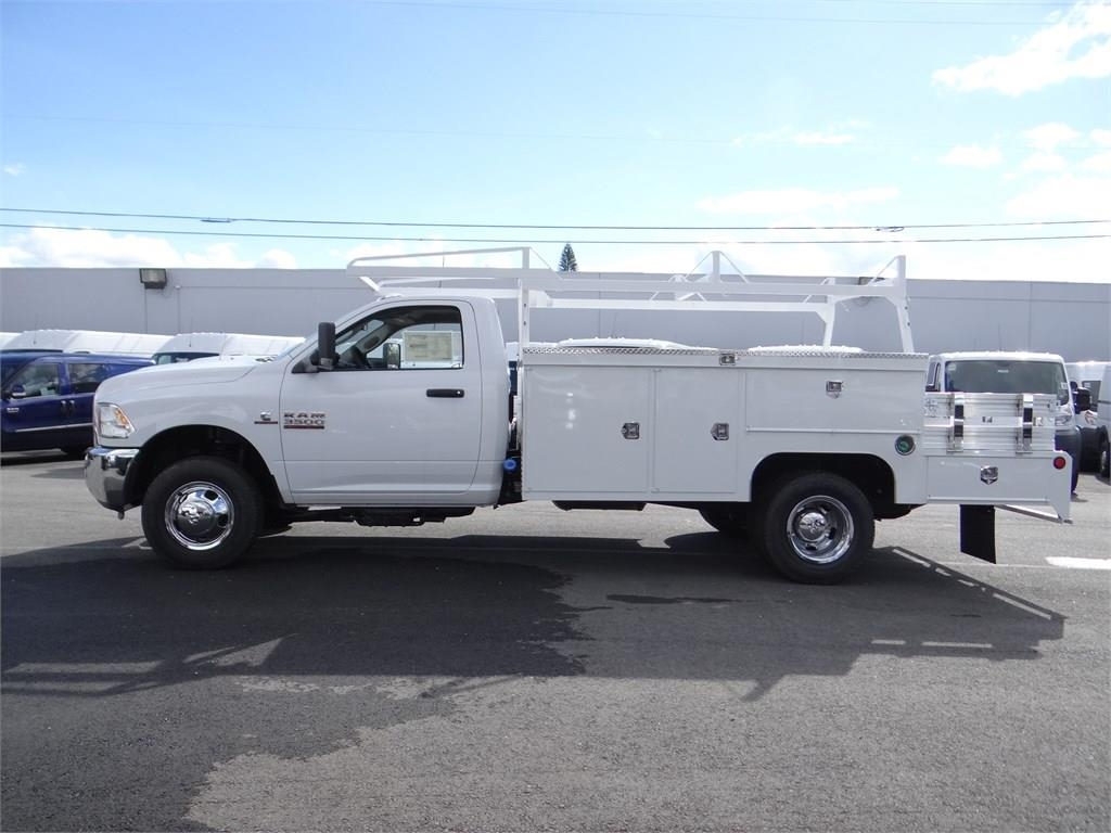 2018 Ram 3500 Regular Cab DRW 4x2,  Scelzi Combo Body #R1893T - photo 6