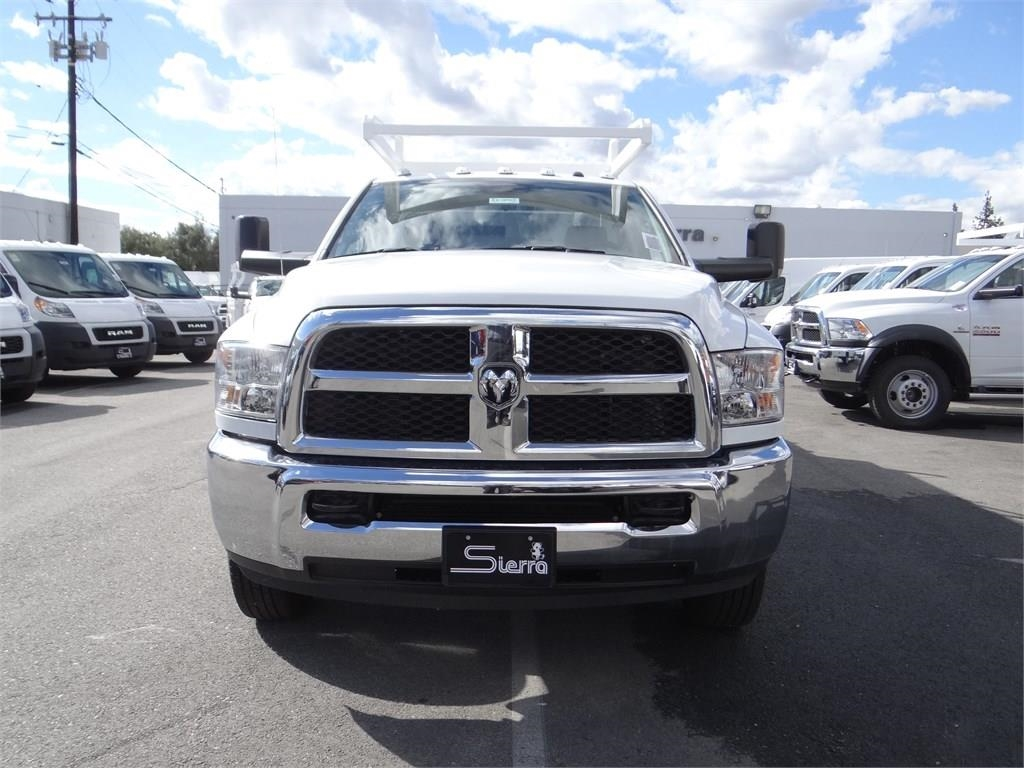 2018 Ram 3500 Regular Cab DRW 4x2,  Scelzi Combo Body #R1893T - photo 8