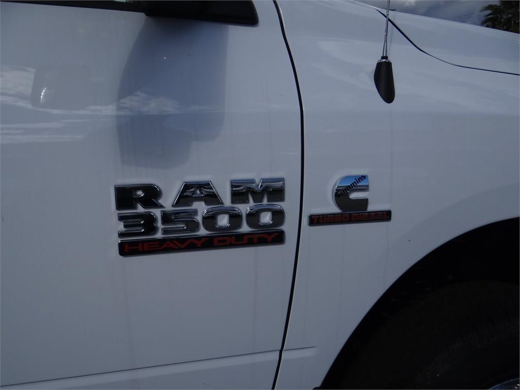 2018 Ram 3500 Regular Cab DRW 4x2,  Scelzi SEC Combo Body #R1893T - photo 24