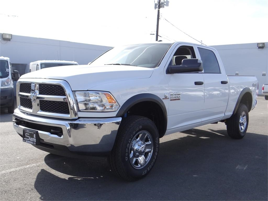 2018 Ram 2500 Crew Cab 4x4,  Pickup #R1904T - photo 7