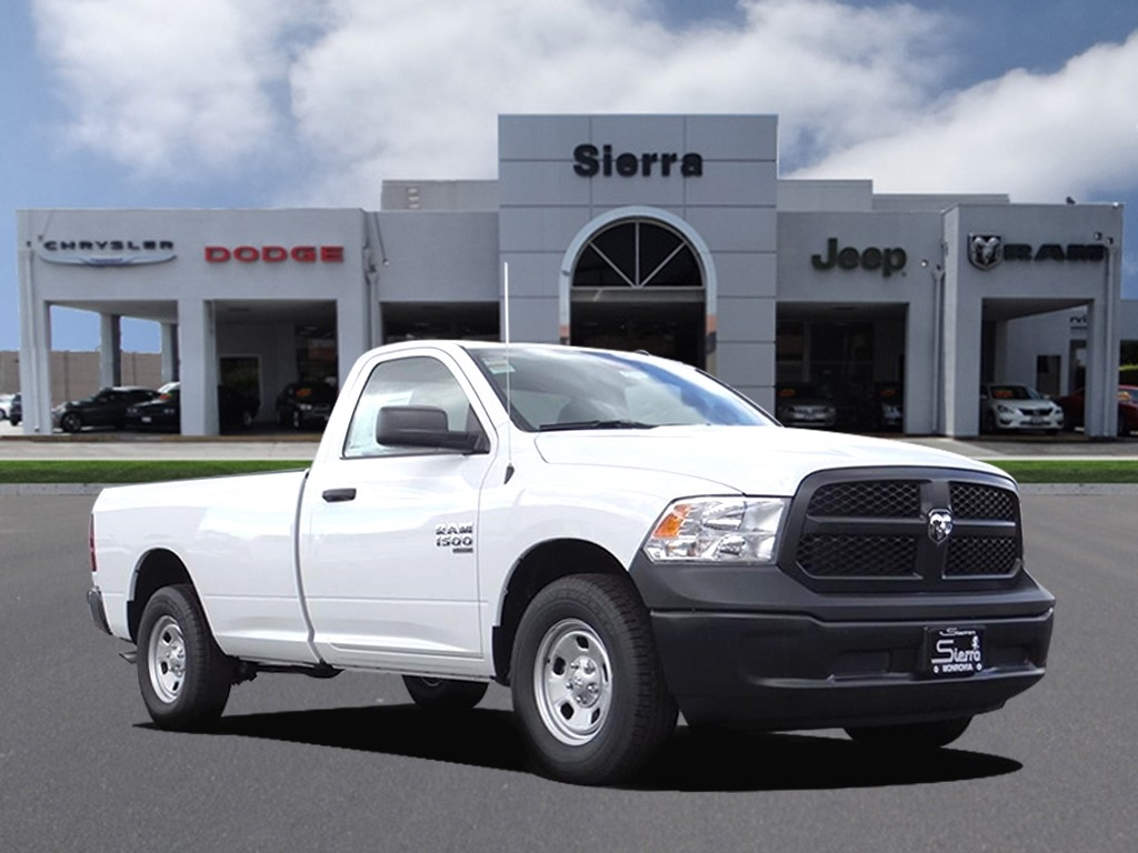 2019 Ram 1500 Regular Cab 4x2,  Pickup #R1906T - photo 1
