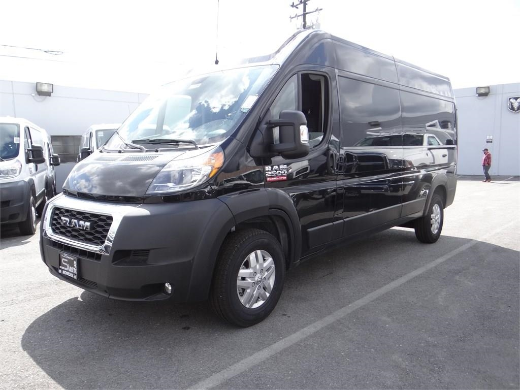 2019 ProMaster 2500 High Roof FWD,  Empty Cargo Van #R1908T - photo 7