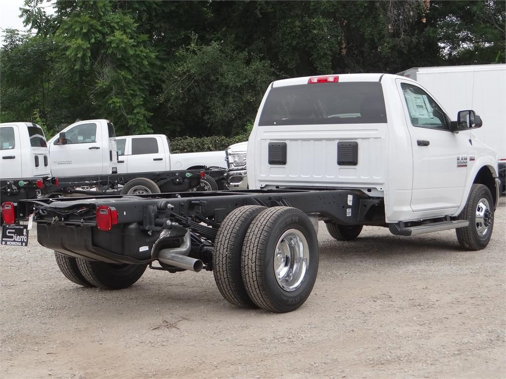 2018 Ram 3500 Regular Cab DRW 4x2,  Cab Chassis #R1909T - photo 1