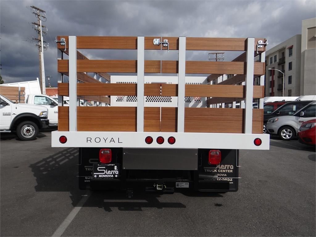 2018 Ram 3500 Regular Cab DRW 4x2,  Royal Stake Bed #R1917T - photo 4