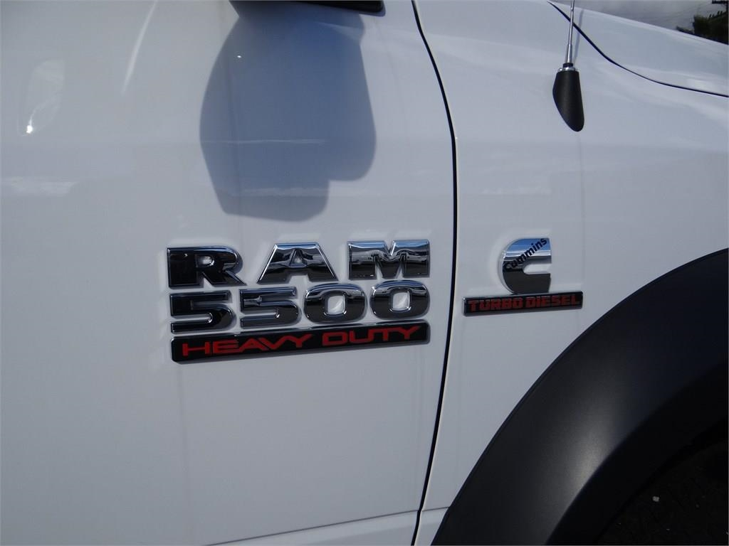 2018 Ram 5500 Crew Cab DRW 4x2,  Royal Contractor Body #R1919T - photo 22