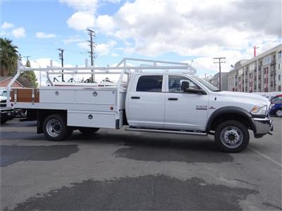 2018 Ram 5500 Crew Cab DRW 4x4,  Royal Contractor Body #R1926T - photo 3