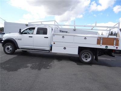 2018 Ram 5500 Crew Cab DRW 4x4,  Royal Contractor Body #R1926T - photo 5
