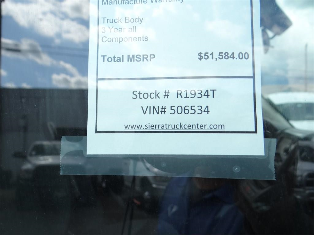 2019 ProMaster 3500 Standard Roof FWD,  Knapheide Service Utility Van #R1934T - photo 35