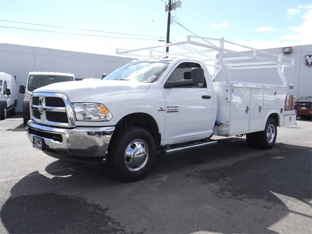 2018 Ram 3500 Regular Cab DRW 4x2,  Royal Combo Body #R1938T - photo 6