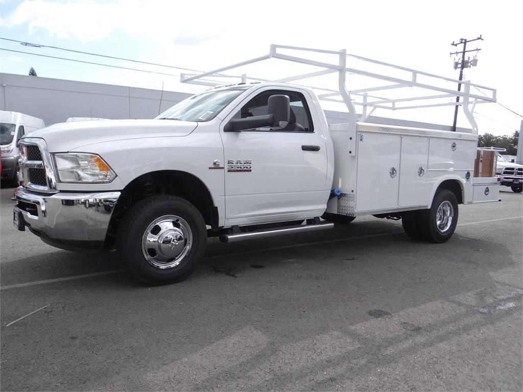 2018 Ram 3500 Regular Cab DRW 4x2,  Royal Combo Body #R1939T - photo 6