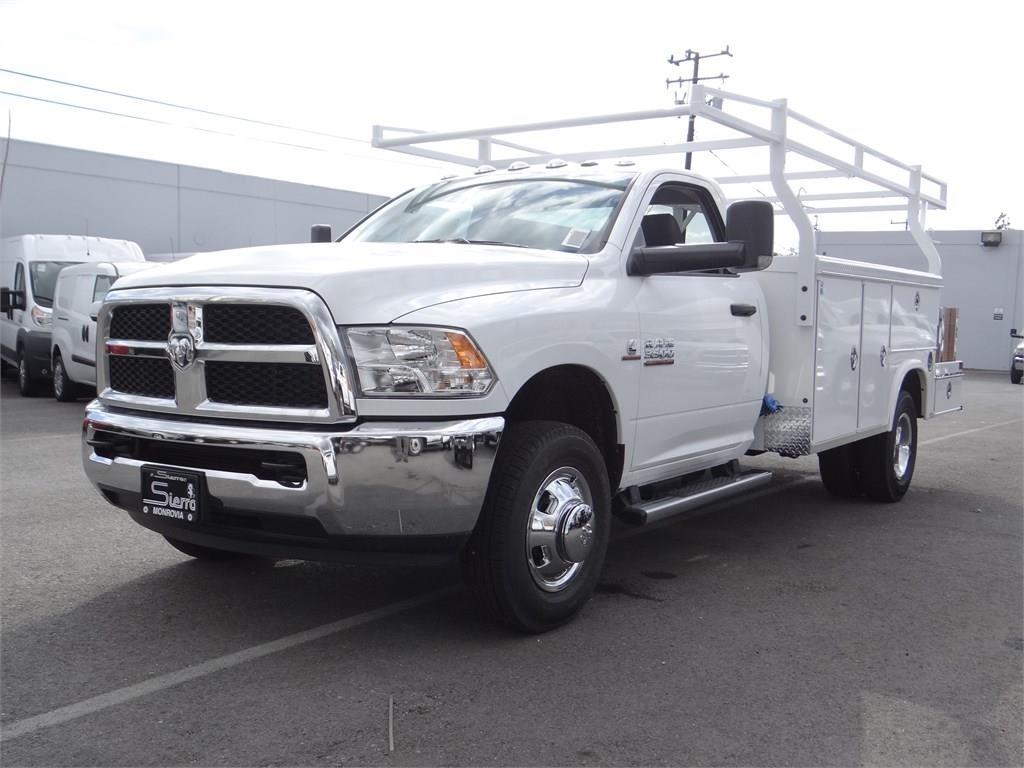 2018 Ram 3500 Regular Cab DRW 4x2,  Royal Combo Body #R1939T - photo 7