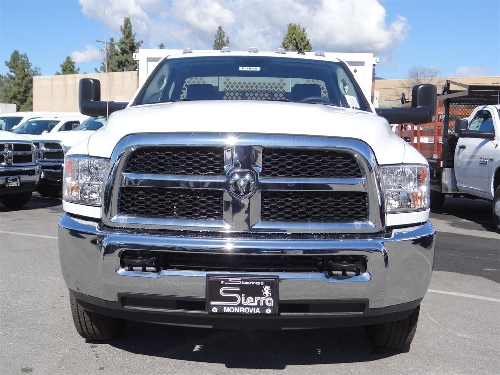 2018 Ram 3500 Regular Cab DRW 4x2,  Royal Stake Bed #R1942T - photo 8
