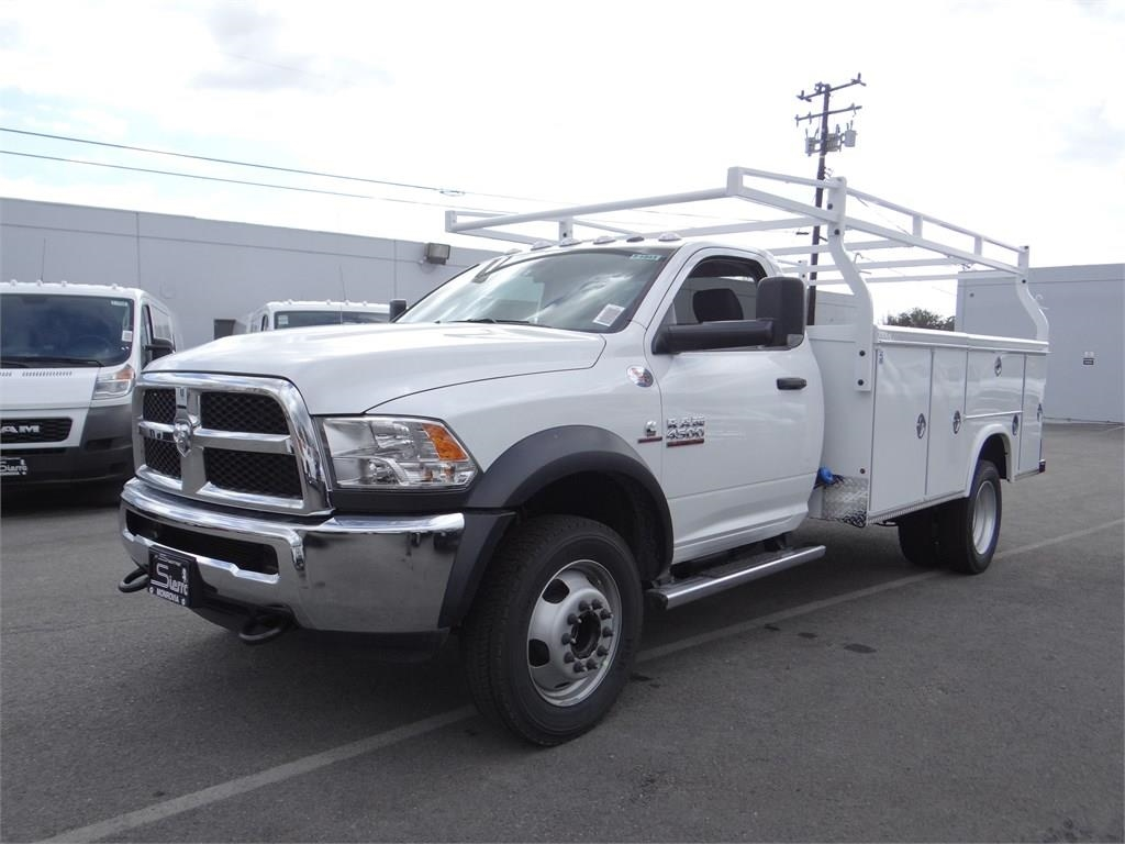 2018 Ram 4500 Regular Cab DRW 4x2,  Royal Service Body #R1943T - photo 6
