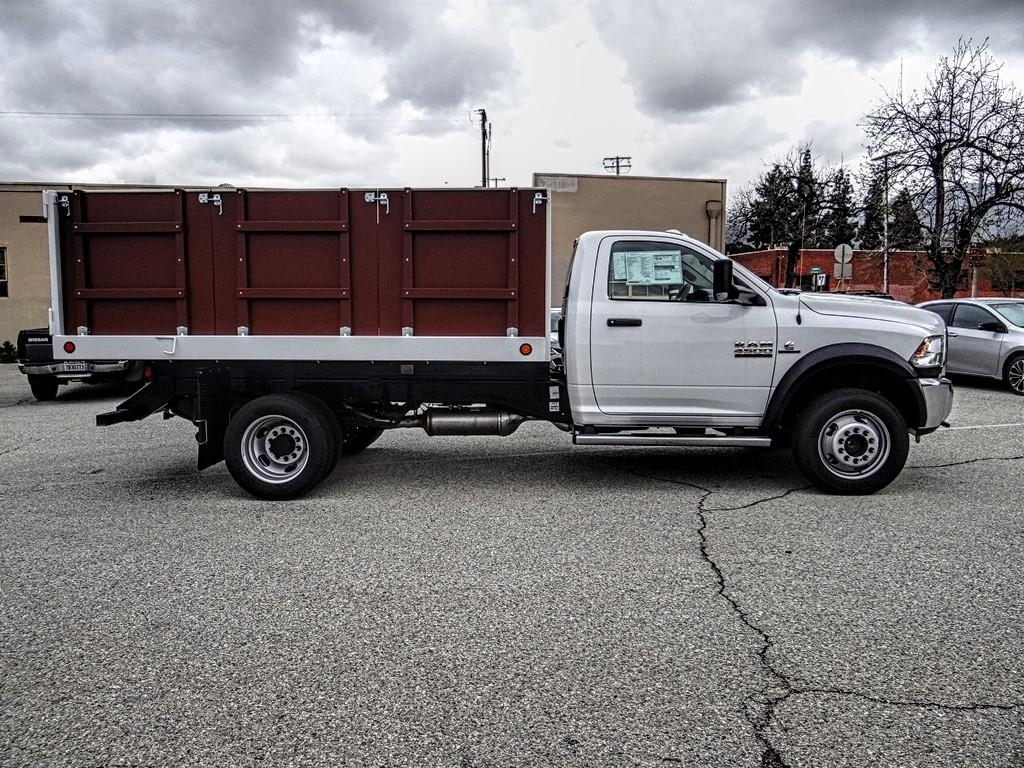 2018 Ram 4500 Regular Cab DRW 4x2,  Royal Landscape Dump #R1958T - photo 3