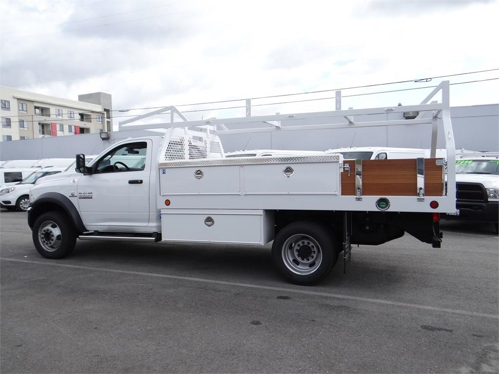 2018 Ram 4500 Regular Cab DRW 4x2,  Royal Contractor Body #R1966T - photo 3